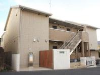 富田林病院の看護師寮外観写真