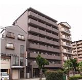 大阪府済生会野江病院の看護師寮外観写真
